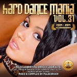 VARIOUS - Hard Dance Mania 31 (Front Cover)