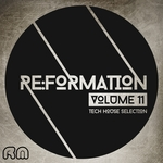 VARIOUS - Re: Formation Vol 11 (Tech House Selection) (Front Cover)