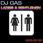 DJ GAS - Ladies & Gentlemen (Front Cover)