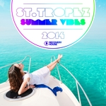 VARIOUS - St Tropez Summer Vibes 2014 (Front Cover)