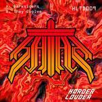 SATAN - Darksiders (Front Cover)
