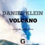KLEIN, Daniel - Volcano EP (Front Cover)