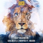 SOULBEATS/MANYUS feat MAJURI - Keep Holding On (Front Cover)