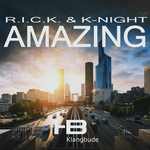 RICK & K NIGHT - Amazing (remixes) (Front Cover)