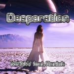 MKNW feat RANIAH - Desperation (Front Cover)