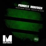 PRIMUS V/MORFOGEN - Recenturium (Front Cover)
