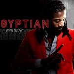 GYPTIAN - Wine Slow - EP (Front Cover)
