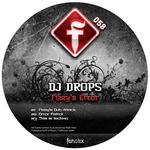 DJ DROPS - Fizzy's Error (Front Cover)