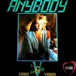 VIDEOVISION - Anybody (Italo Disco) (Front Cover)