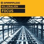 KILLERALIEN - Focus EP (Front Cover)