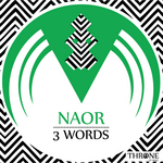 NAOR - 3 Words (Front Cover)