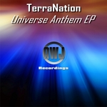 TERRANATION - Universe Anthem EP (Front Cover)