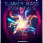 VARIOUS - Summer Bass Essentials Vol 2 (Front Cover)