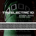 ELECTRIC 10, The - Close Call EP (Front Cover)