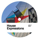 LEROSA/MARK DU MOSCH/MESCHI/AUTOMATIC TASTY - Lunar Disko presents House Expressions (Front Cover)