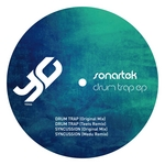 SONARTEK - Drum Trap EP (Front Cover)