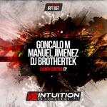 GONCALO M & MANUEL JIMENEZ & DJ BROTHERTEK - Launch Control (Front Cover)