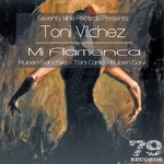 VILCHEZ, Toni - Mi Flamenca (Front Cover)