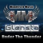 GLENSTA - Under The Thunder (Front Cover)