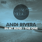 RIVERA, Andi - In My Mind (Front Cover)