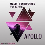 VAN BASSKEN, Marco feat IDA BERG - Apollo (remixes) (Front Cover)