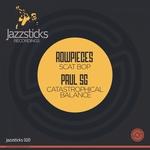 ROWPIECES/PAUL SG - Scat Bop (Front Cover)