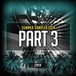 VARIOUS - ZENTA presents: Summer Sampler 2014 Part 3 (Front Cover)