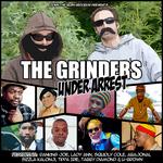 GRINDERS, The - Under Arrest (Front Cover)