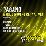 PAGANO - Back To Rave (Front Cover)
