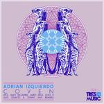 IZQUIERDO, Adrian - Coven (remixes) (Front Cover)