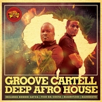 VARIOUS - Deep Afro House (Groove Cartell Presents) (Front Cover)