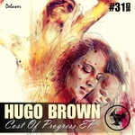 BROWN, Hugo - Cost Of Progress EP (Front Cover)