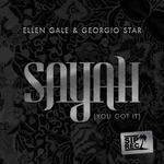 GALE, Ellen/GEORGIO STAR - Sayah (Front Cover)