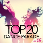 VARIOUS - Top 20 Dance Parade Vol 16 (Front Cover)