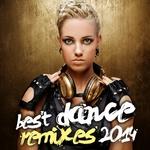 VARIOUS - Best Dance Remixes 2014 (Front Cover)