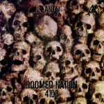 VARIOUS - Doomed Nation 4103 (Front Cover)