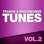 VARIOUS - Trance & Progressive Tunes Vol 2 (Front Cover)