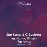 KANAI, Sou/C SYSTEMS feat HANNA FINSEN - Far Away (Front Cover)