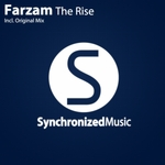 FARZAM - The Rise (Front Cover)