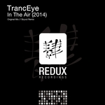 TRANCEYE - In The Air: 2014 (remixes) (Front Cover)