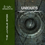 UNIQUES - The Jungle Bass EP (Front Cover)