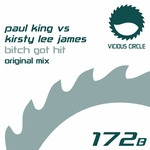 KING, Paul vs KIRSTY LEE JAMES - Bitch Got Hit (Front Cover)