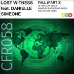 LOST WITNESS feat DANIELLE SIMEONE - Fall Part 2 (Front Cover)