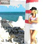 BRANZEI - I Gave You All My Love EP (Front Cover)