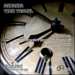 ASCANIA - Time Travel (Front Cover)