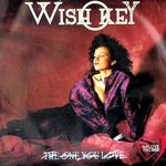 WISH KEY - The One You Love: Italo Disco (remixes) (Front Cover)