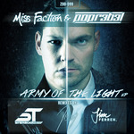 MISS FACTION/POPR3B3L - Army Of The Light (Front Cover)