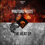 PHUTURE NOIZE - The Heat EP (Front Cover)