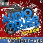 DJAY D/BAM BAM - Mother Fker (Front Cover)