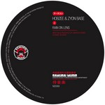 HOBZEE/ZYON BASE/LUCA - Rain On Lens/The Red Sky (Front Cover)
